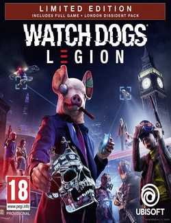 Watch Dogs Legion Crack PC Download Torrent CPY