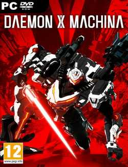 Daemon X Machina Crack PC Download Torrent CPY