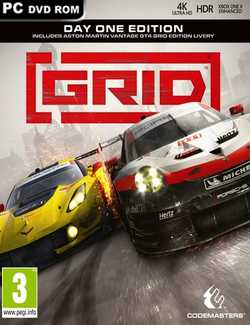 GRID Crack PC Download Torrent CPY