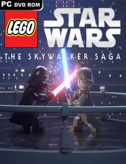 Lego Star Wars The Skywalker Saga Crack PC Download Torrent CPY