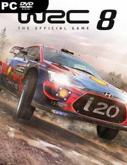 WRC 8 FIA World Rally Championship Crack PC Download Torrent CPY