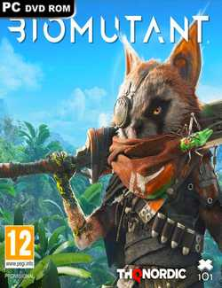 BIOMUTANT Crack PC Download Torrent CPY