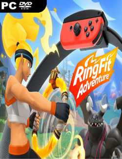 Ring Fit Adventure Crack PC Download Torrent CPY
