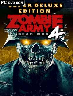 Zombie Army 4 Dead War Crack PC Download Torrent CPY