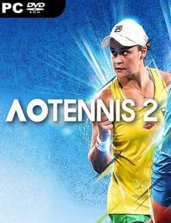 AO Tennis 2 Crack PC Download Torrent CPY