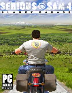 Serious Sam 4 Planet Badass Crack PC Download Torrent CPY