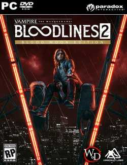Vampire The Masquerade Bloodlines 2 Crack PC Download Torrent CPY