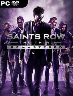 Saints Row The Third Remastered Crack PC Download Torrent CPY
