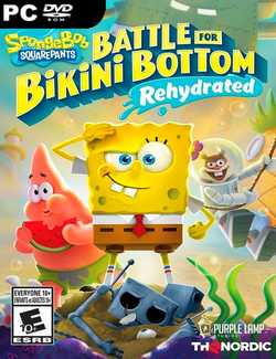 SpongeBob SquarePants Battle for Bikini Bottom Rehydrated Crack PC Download Torrent CPY