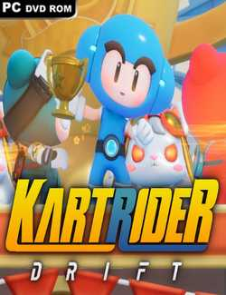 KartRider Drift Crack PC Download Torrent CPY