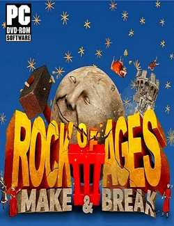 Rock of Ages 3 Make & Break Crack PC Download Torrent CPY