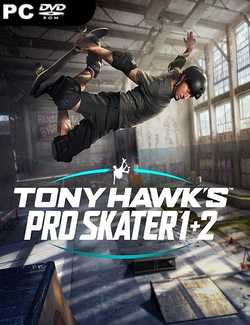 Tony Hawk's Pro Skater 1 + 2 Crack PC Download Torrent CPY