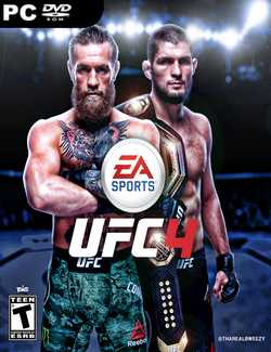 EA Sports UFC 4 Crack PC Download Torrent CPY