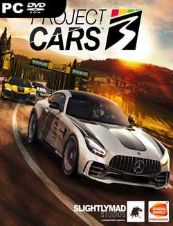 Project CARS 3 Crack PC Download Torrent CPY