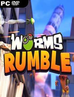 Worms Rumble Crack PC Download Torrent CPY