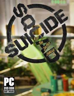 Suicide Squad Kill the Justice League Crack PC Download Torrent CPY