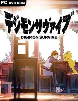Digimon Survive Crack PC Download Torrent CPY