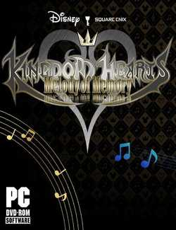 Kingdom Hearts Melody of Memory Crack PC Download Torrent CPY
