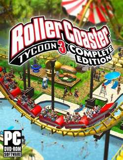 RollerCoaster Tycoon 3 Complete Edition Crack PC Download Torrent CPY
