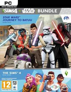 The Sims 4 Star Wars Journey to Batuu Crack PC Download Torrent CPY