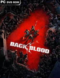 Back 4 Blood Crack PC Download Torrent CPY
