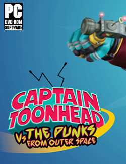 Captain ToonHead vs the Punks from Outer Space Crack PC Download Torrent CPY