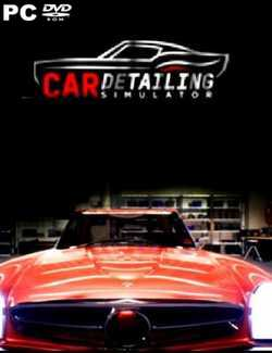 Car Detailing Simulator Crack PC Download Torrent CPY