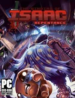 The Binding of Isaac Repentance Crack PC Download Torrent CPY