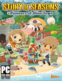 Story of Seasons Pioneers of Olive Town  Crack PC Download Torrent CPY