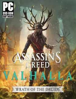 Assassin's Creed Valhalla Wrath Of The Druids Crack PC Download Torrent CPY
