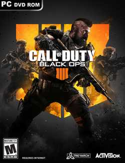 Call of Duty Black Ops 4 Crack PC Download Torrent CPY