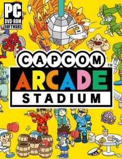 Capcom Arcade Stadium Crack PC Download Torrent CPY