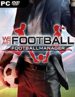 WE ARE FOOTBALL Crack PC Download Torrent CPY