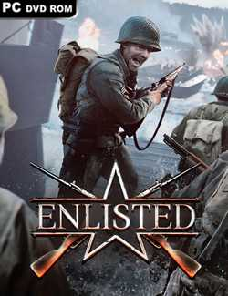 Enlisted Crack PC Download Torrent CPY