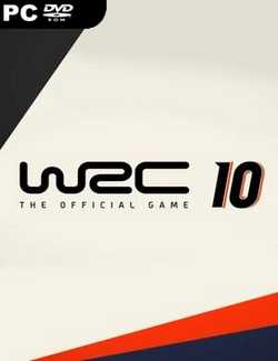 WRC 10 FIA World Rally Championship Crack PC Download Torrent CPY