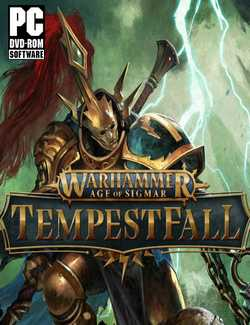 Warhammer Age of Sigmar Tempestfall Crack PC Download Torrent CPY