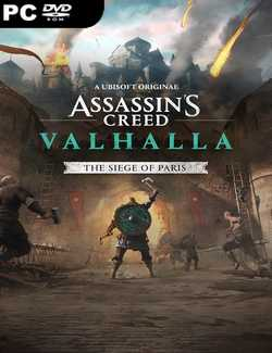 Assassin's Creed Valhalla: The Siege of Paris Crack PC Download Torrent CPY