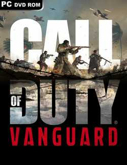 Call of Duty Vanguard Crack PC Download Torrent CPY