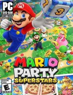 Mario Party Superstars Crack PC Download Torrent CPY