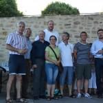 Remise des récompenses du trophée des sports 2015 - FCL Feytiat (1/5)
