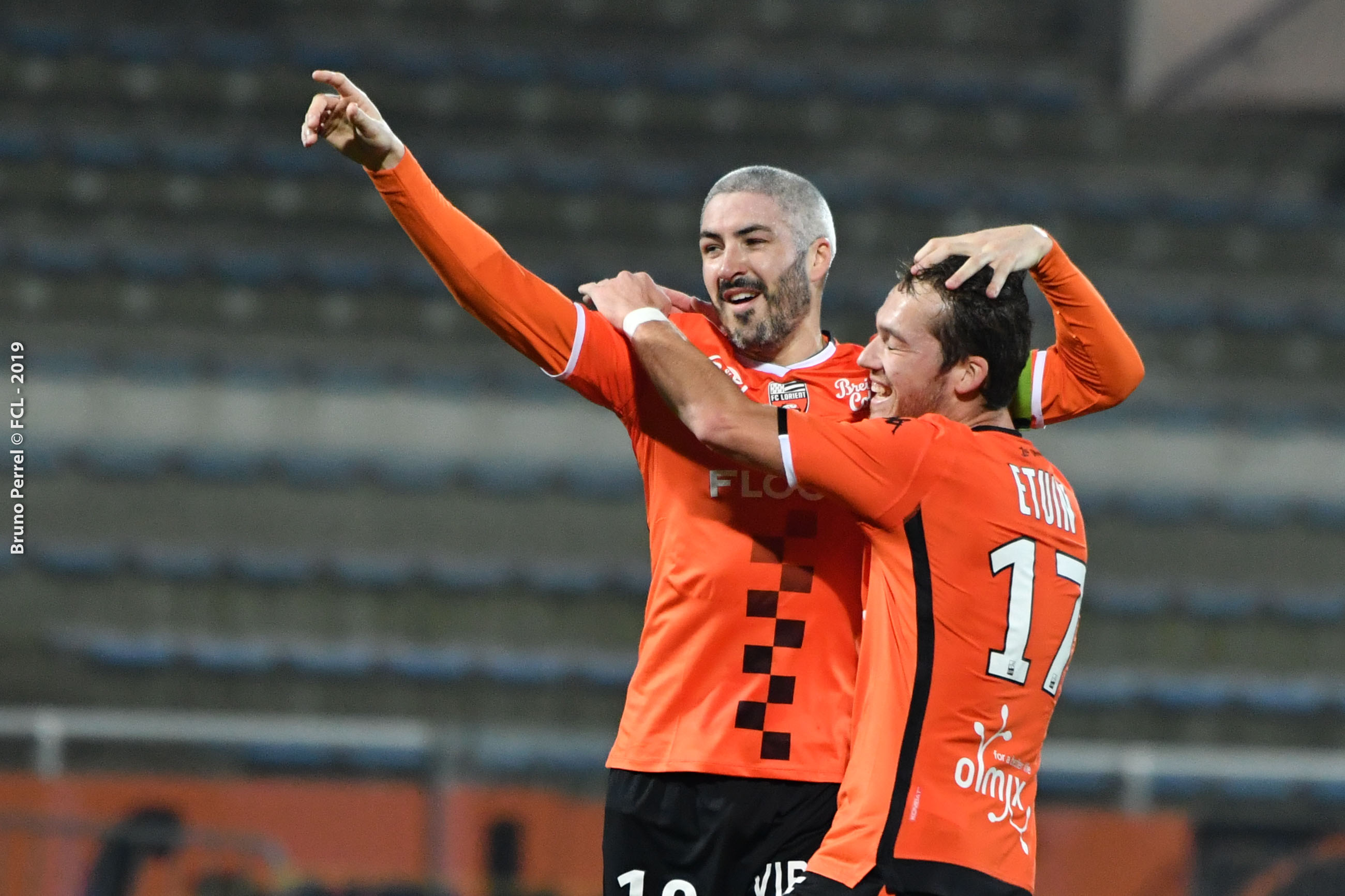 resume red star lorient