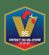 DISTRICT DU VAL D'OISE LOGO