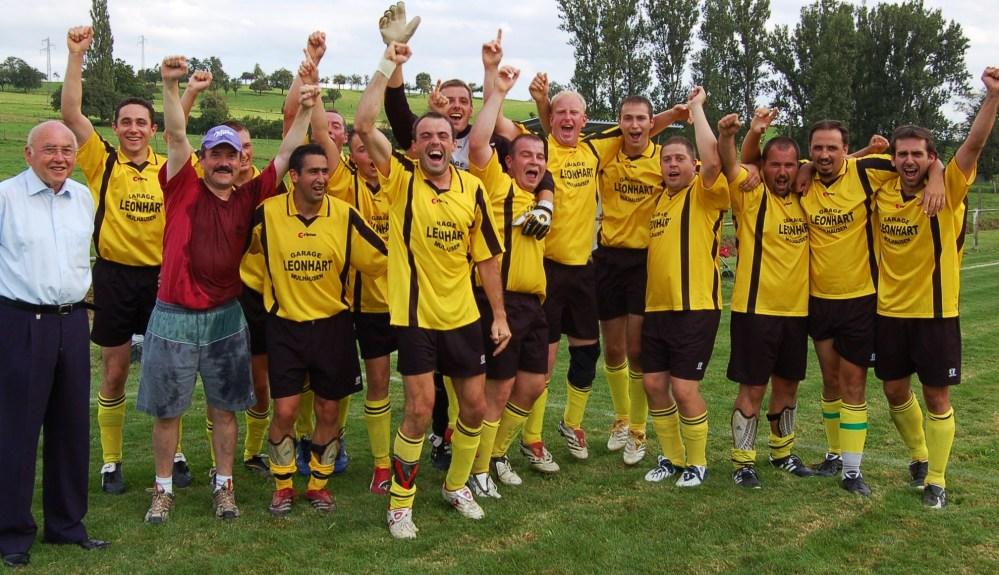 Coupe de France : Mulhausen - Uhrwiller, 7 septembre à 16h (4/6)