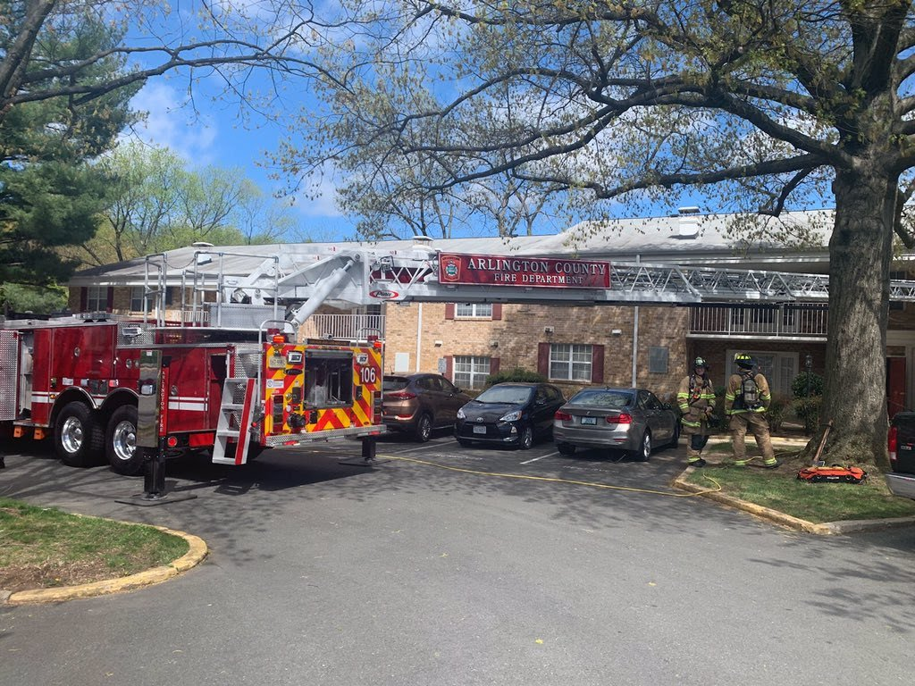 Stove Causes Minor Fire at F.C. Condos