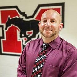 Matt Hills. (Photo: Courtesy of Falls Church City Public Schools)