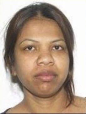 Flora Khatun, 30, of Falls Church. (Photo: Courtesy of the Fairfax County Police Department)