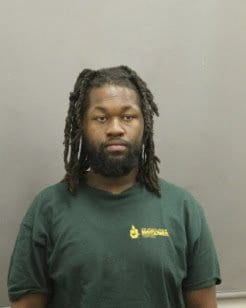 Bernardo Eugene Ford, Jr. (Photo: Courtesy of the Fairfax County Police Department)