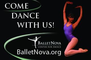 BalletNoVa banner ad