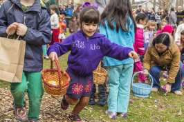 Falls Church Easter Egg Hunt 2015