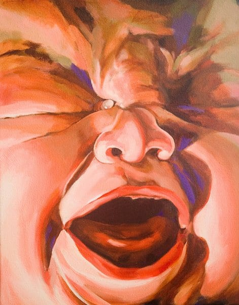 """Tear,"" by Linda Lowery (Courtesy Photo)"